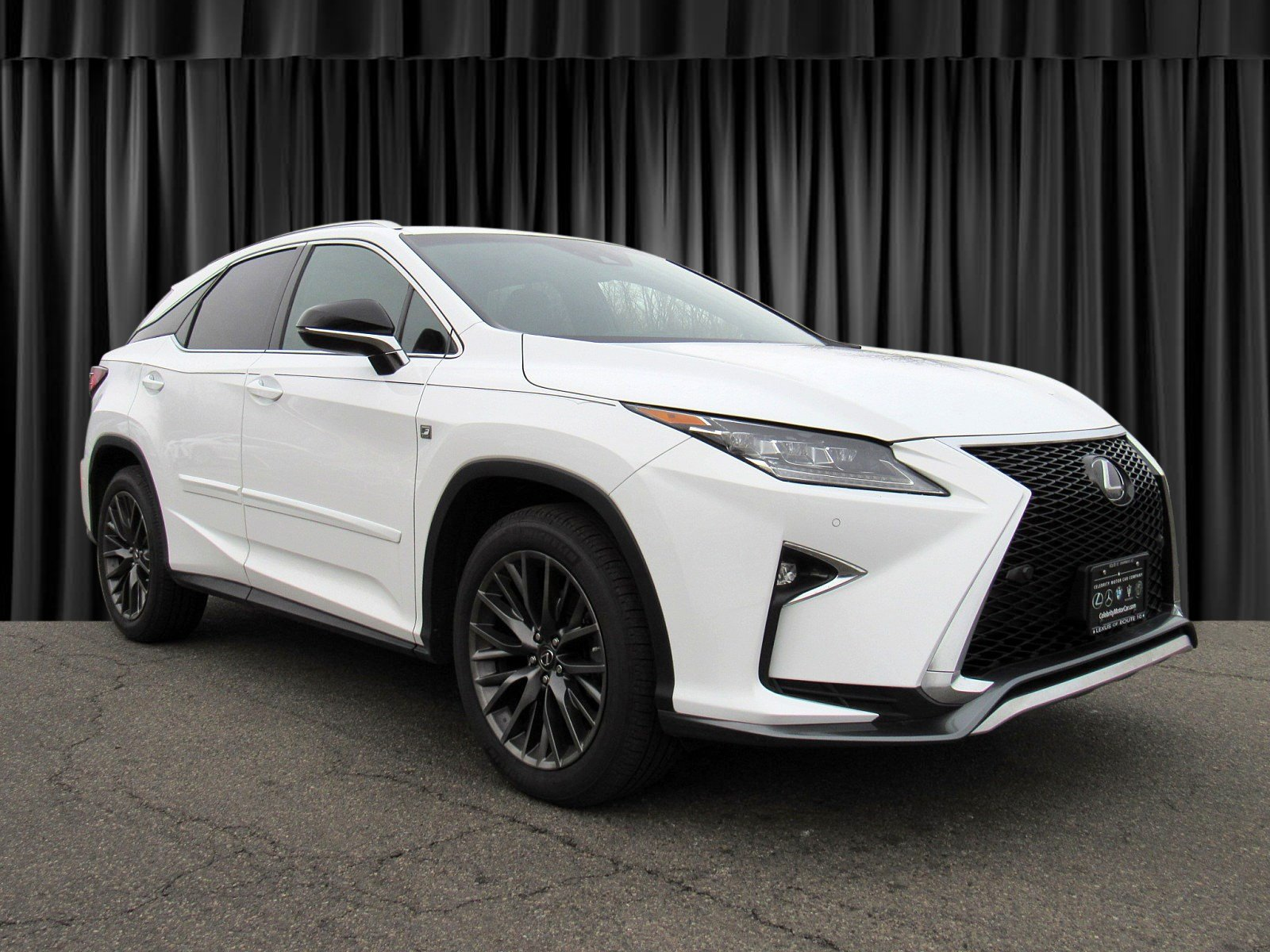 Pre Owned 2017 Lexus Rx 350 F Sport