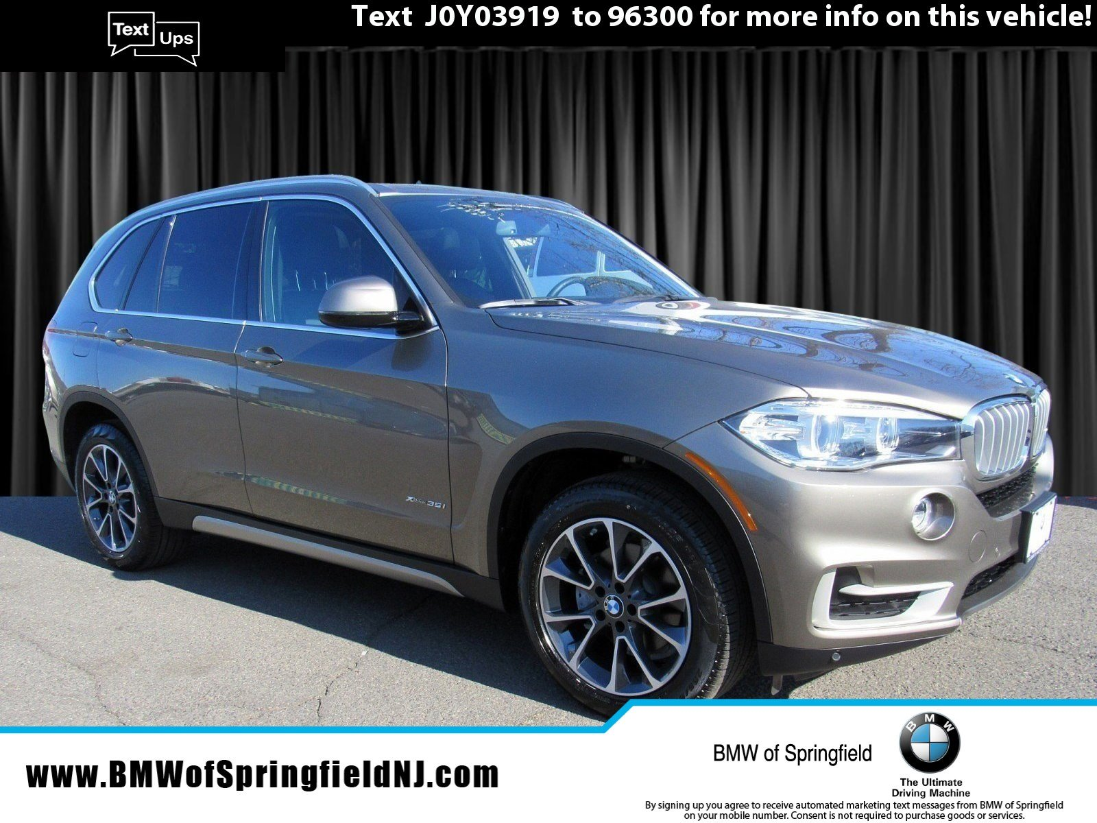 Bmw Certified Pre Owned >> Certified Pre Owned 2018 Bmw X5 Xdrive35i With Navigation Awd