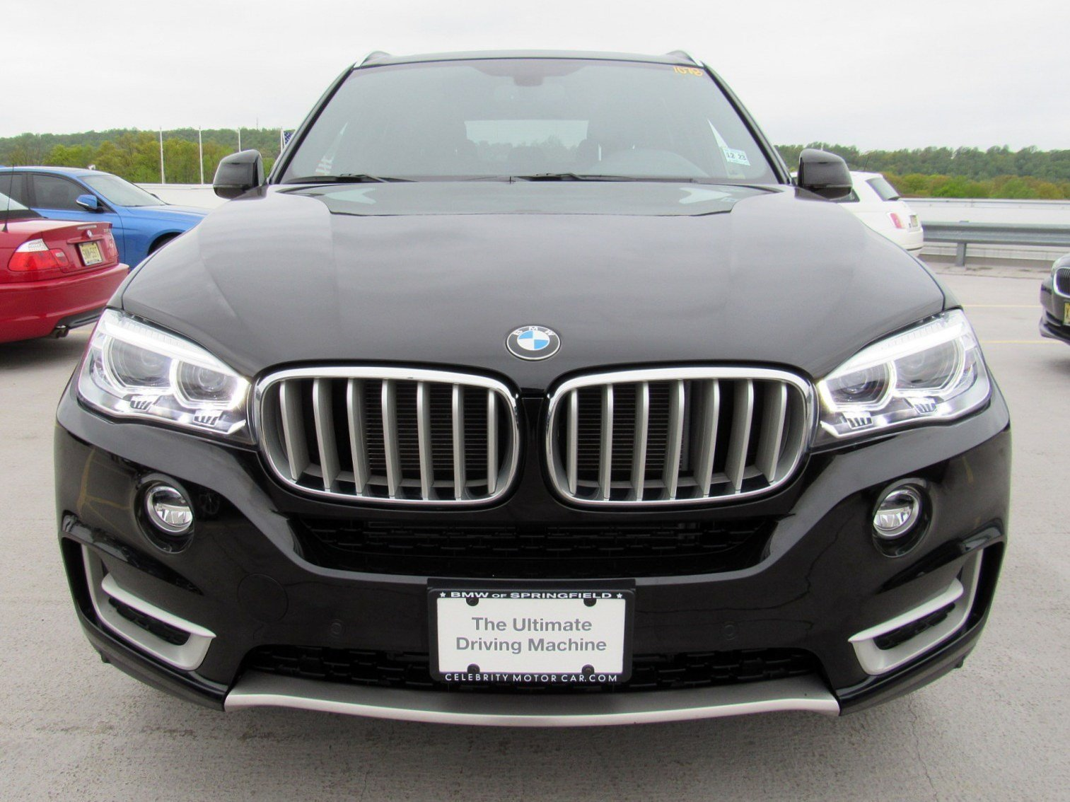 Pre-Owned 2018 BMW X5 xDrive35d With Navigation & AWD