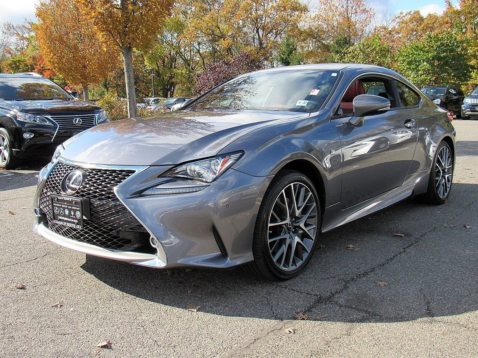 Pre Owned 2017 Lexus Rc Rc 300 F Sport 2dr Car In Springfield