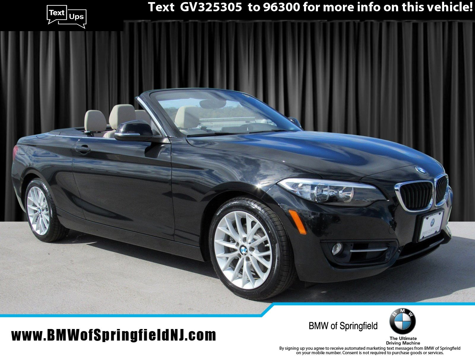 Certified Pre Owned 2016 Bmw 2 Series 228i Xdrive