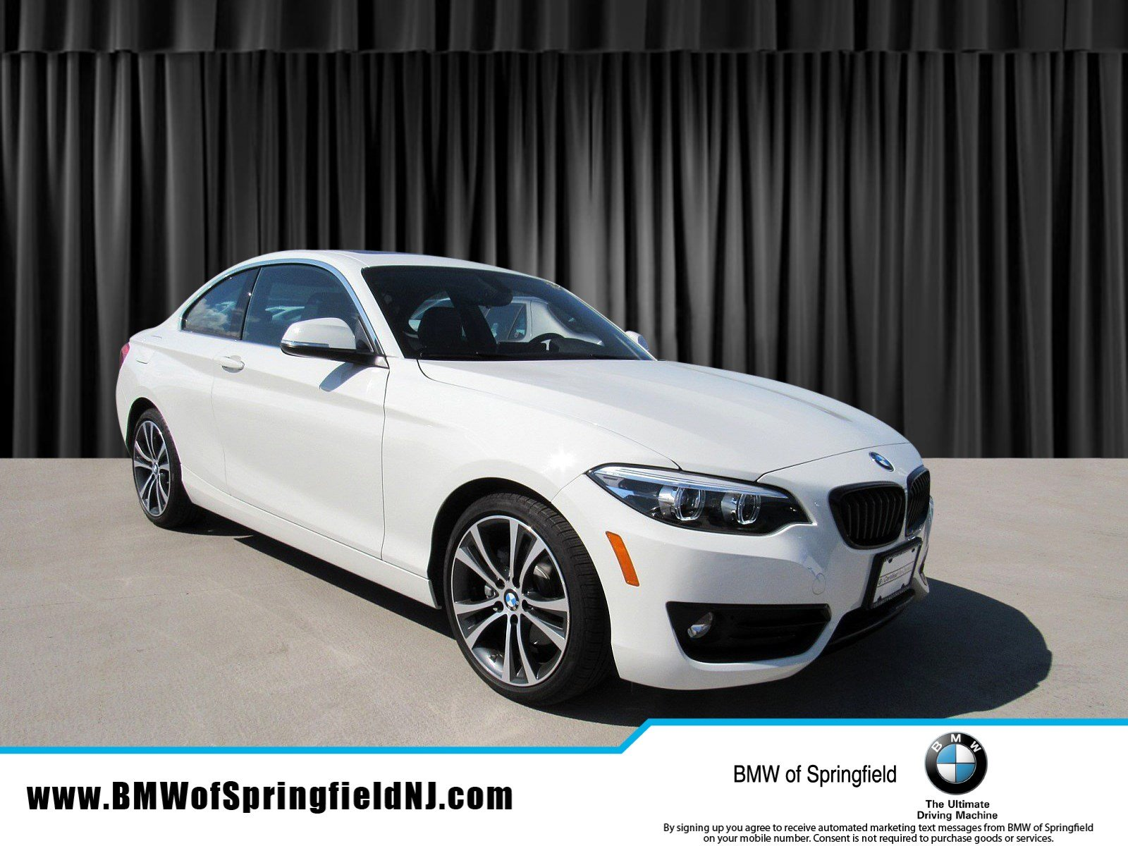 Certified Pre-Owned 2018 BMW 2 Series 230i xDrive With Navigation & AWD