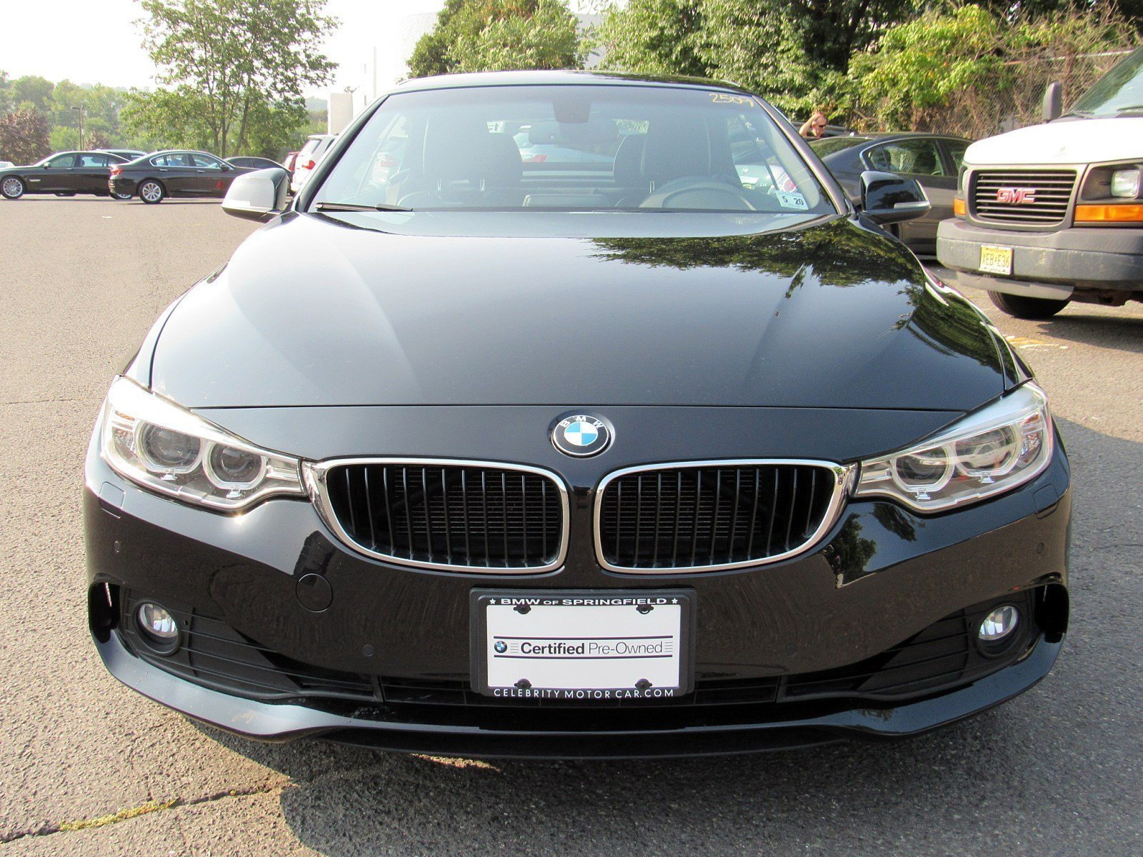 Certified Pre Owned 2015 BMW 4 Series 428i xDrive Convertible in
