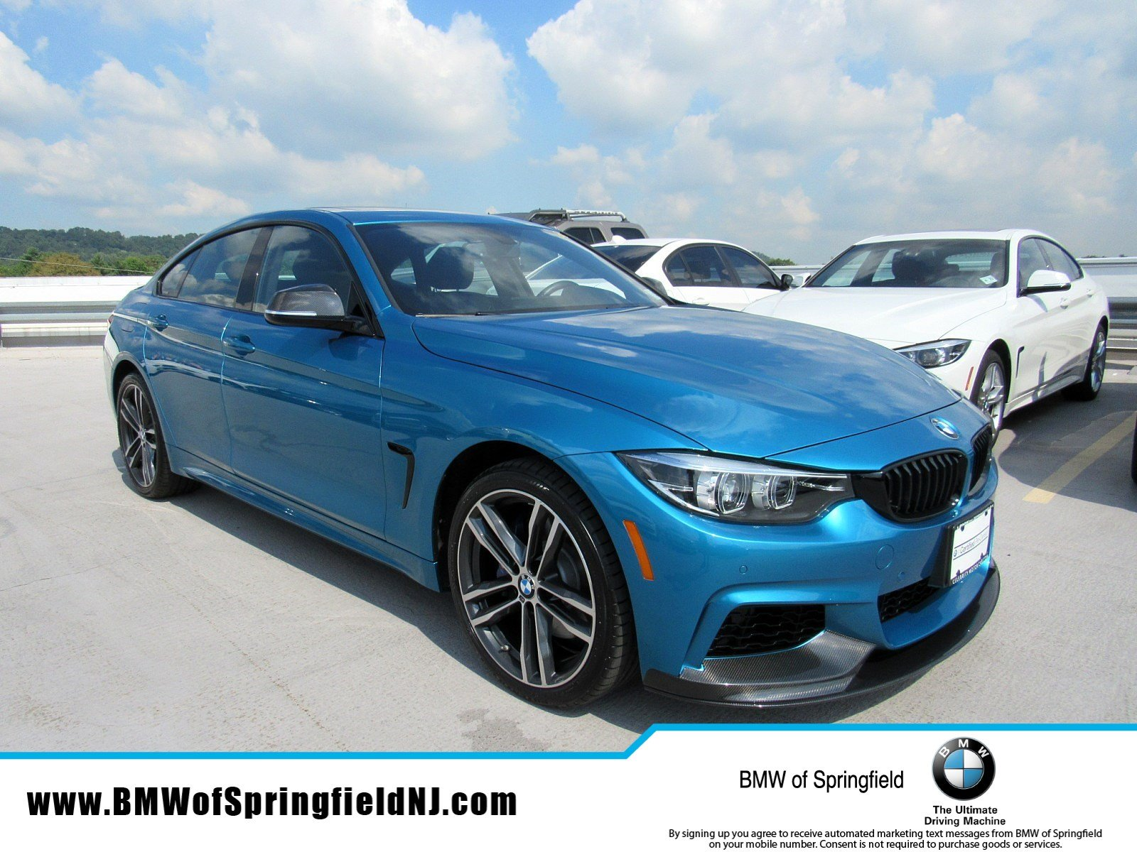 Certified Pre-Owned 2018 BMW 4 Series 430i xDrive AWD