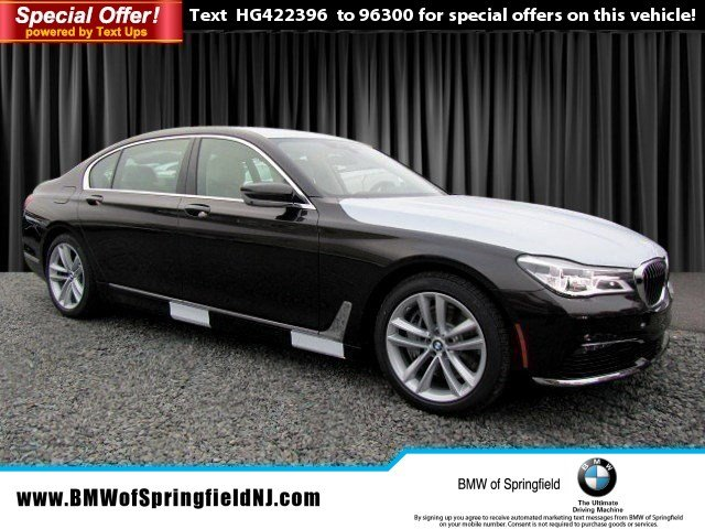 New 2017 BMW 7 Series 750i xDrive With Navigation & AWD