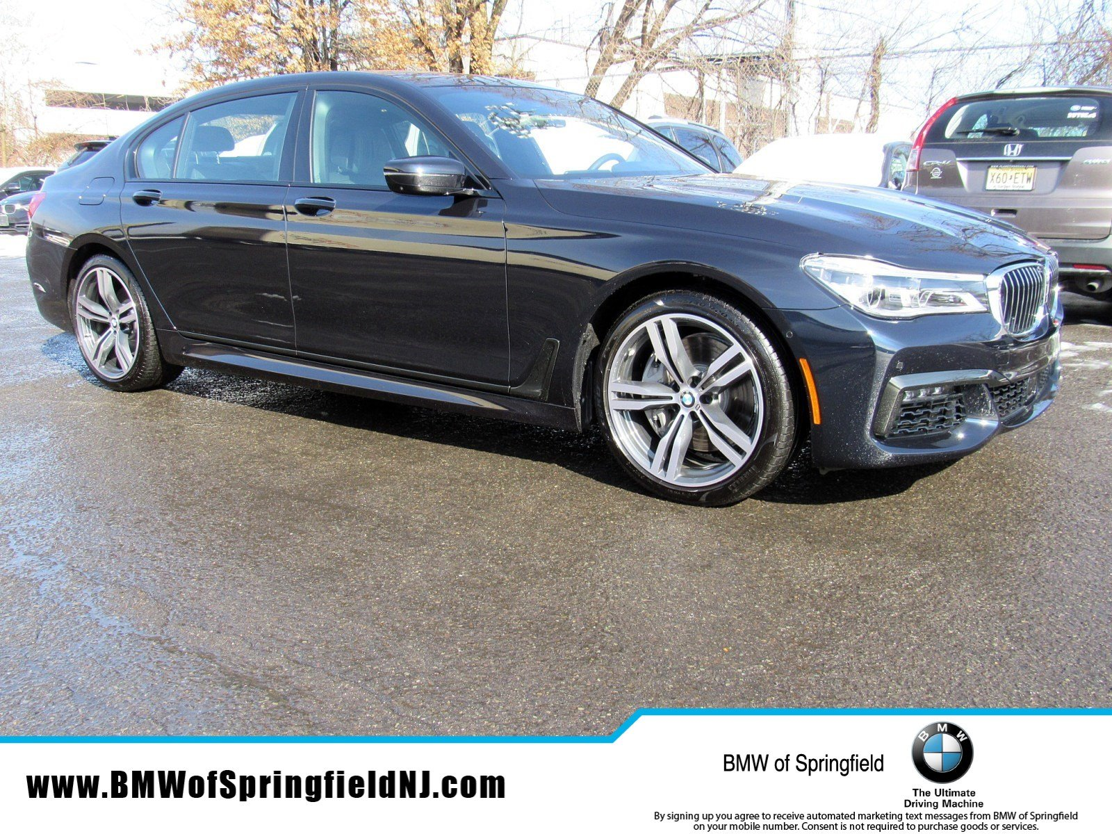 New 2019 BMW 7 Series 750i xDrive