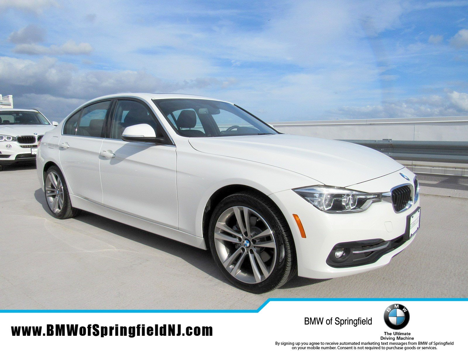 Certified Pre-Owned 2018 BMW 3 Series 330i xDrive AWD
