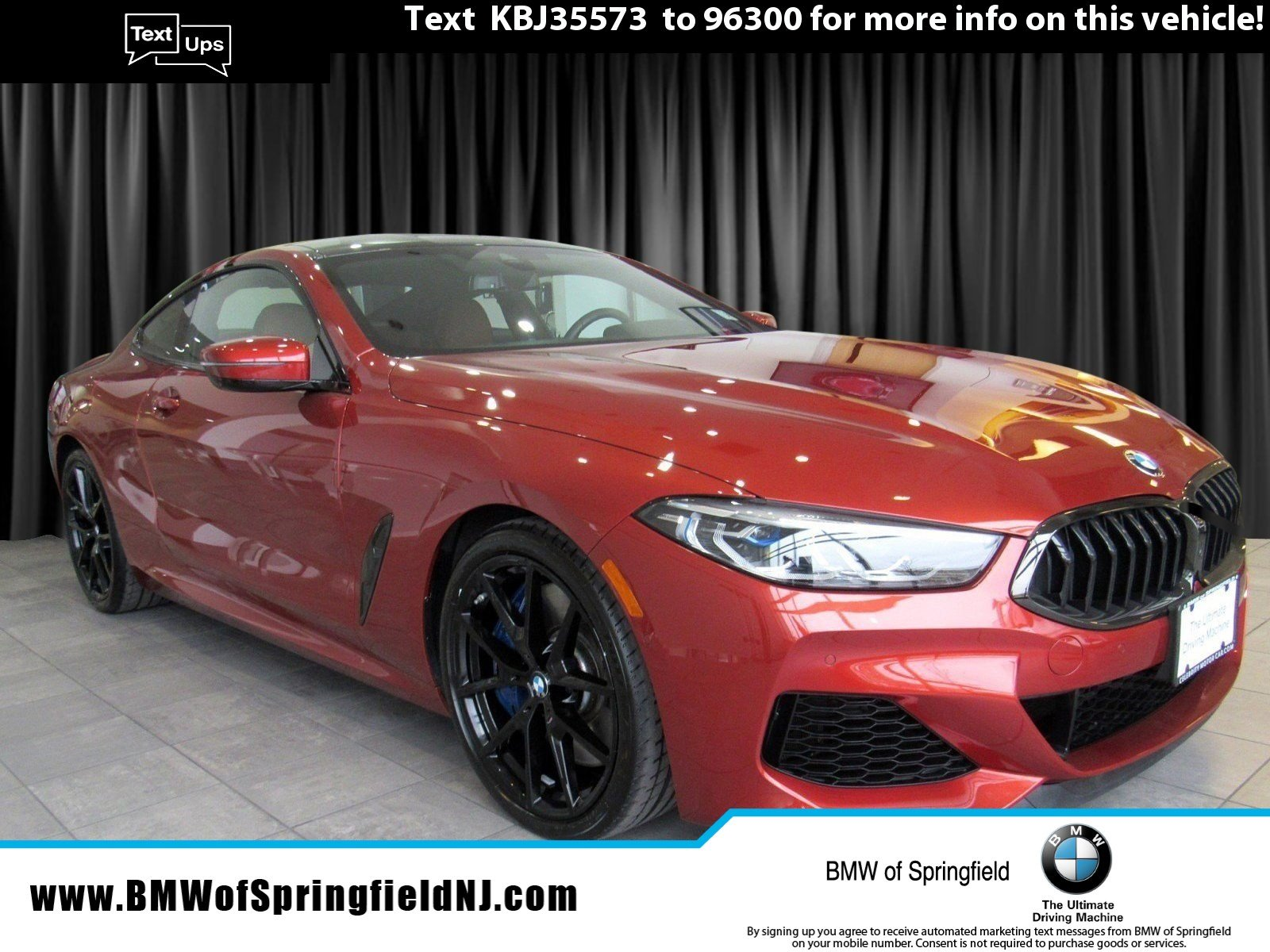 2019 BMW M850i xDRIVE -- CERTIFIED PRE-OWNED