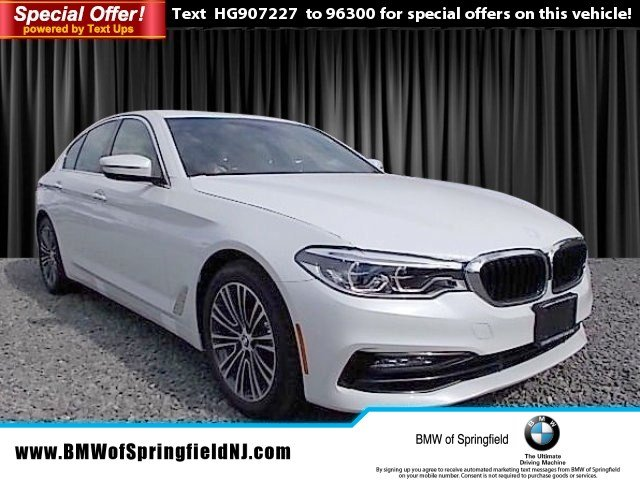 New 2017 BMW 5 Series 530i xDrive With Navigation & AWD