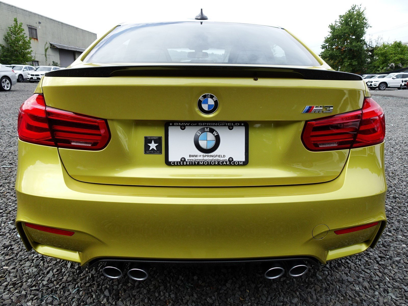 New 2018 BMW M3 4dr Car in Springfield Township DB2733