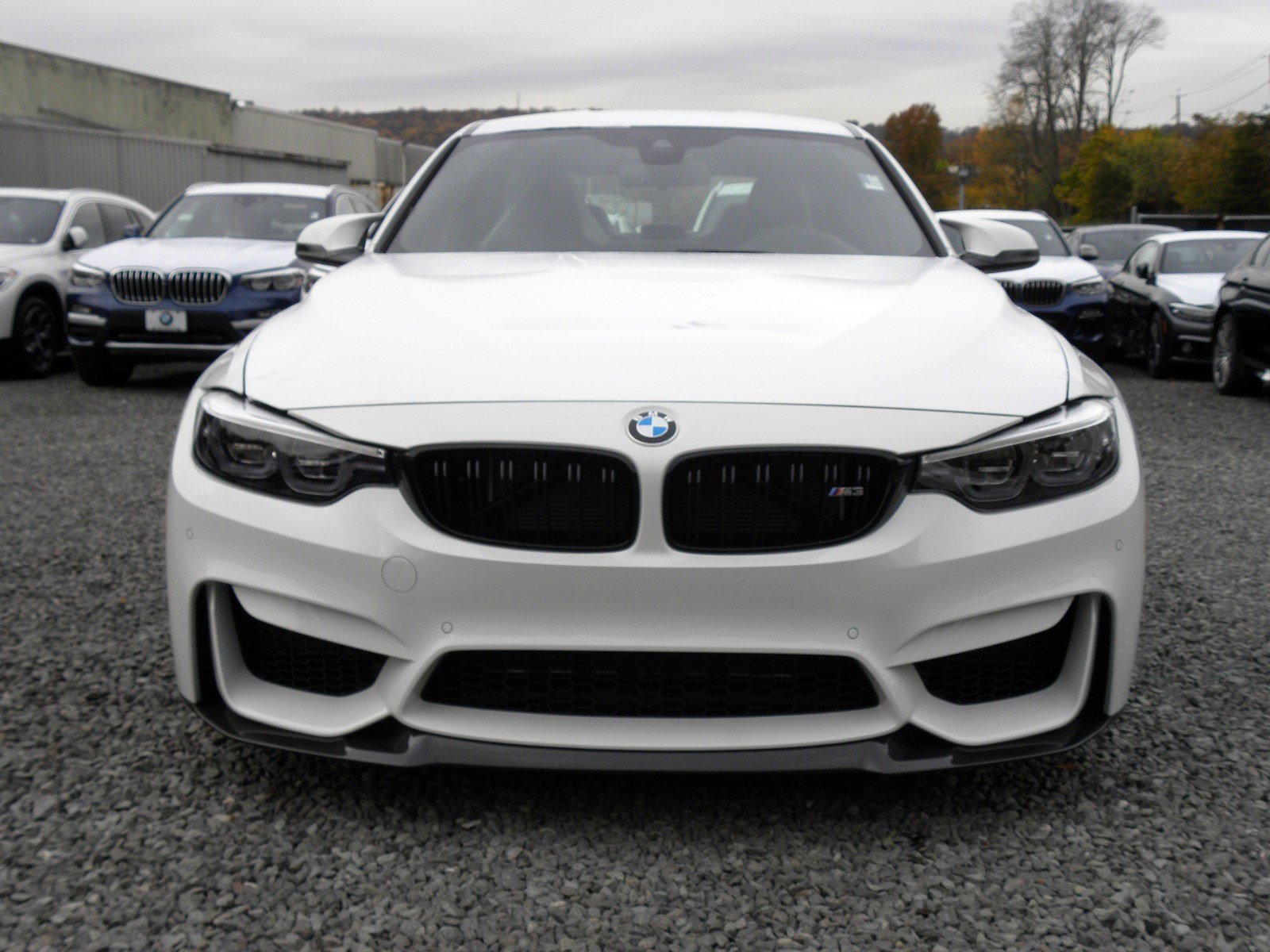New 2018 BMW M3 CS 4dr Car in Springfield Township DB2761