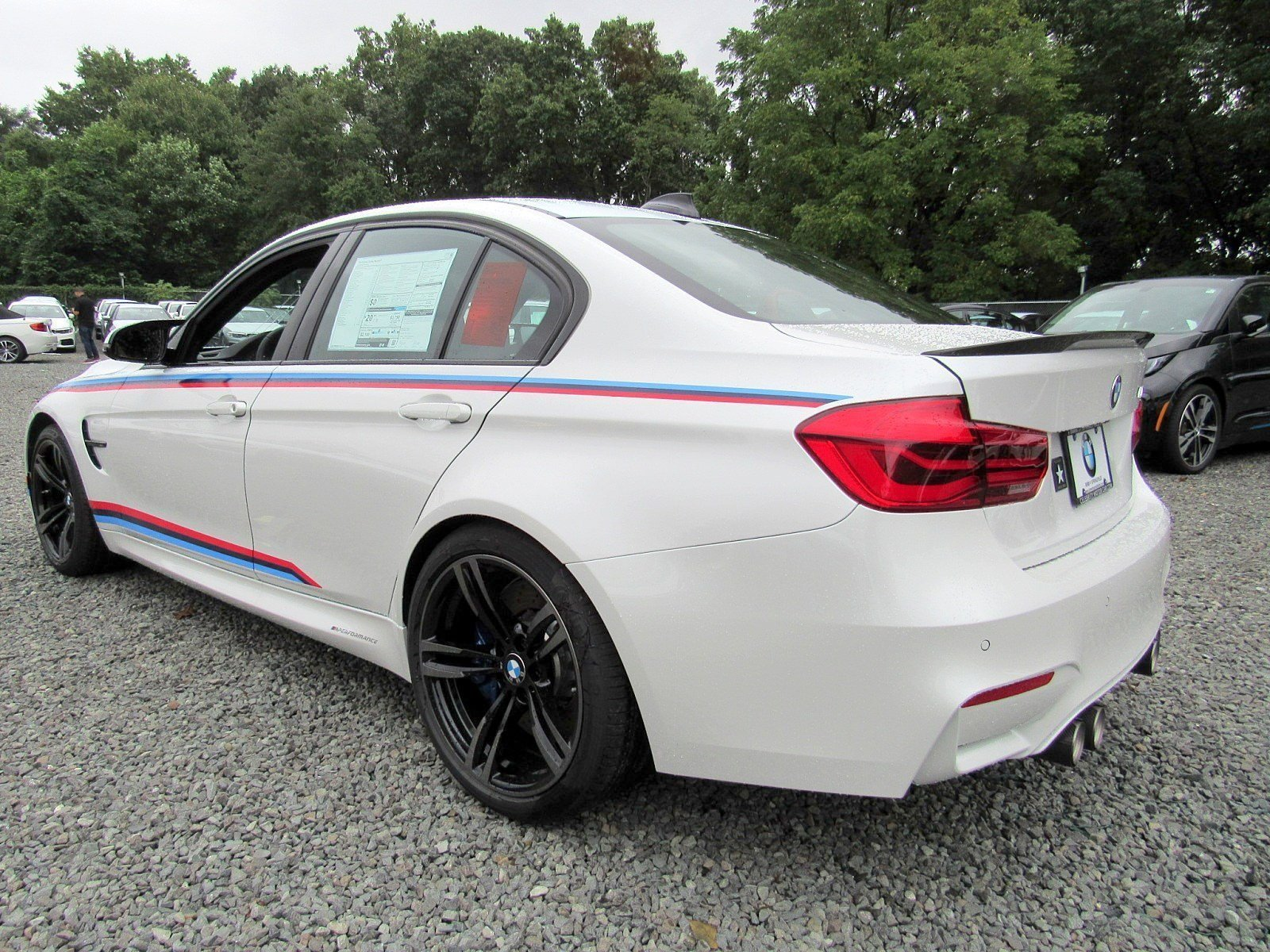 New 2018 BMW M3 4dr Car in Springfield Township DB2726