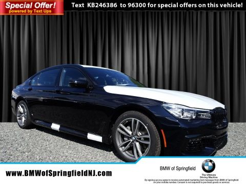 New 2019 BMW 7 Series 740e xDrive iPerformance